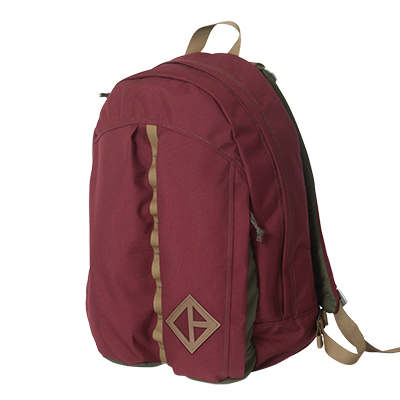 Maroon Belay Bag