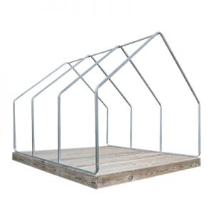 Orion Steel Frame for Canvas Wall Tents