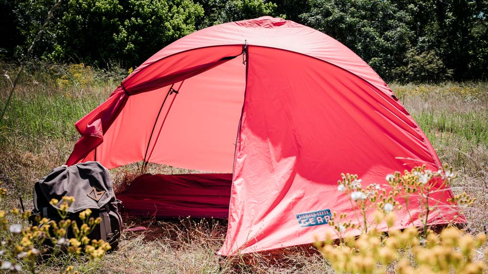 Fast Pitch Scout Tent